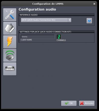 Linux MAO   [résolu] Lmms et configurer clavier midi