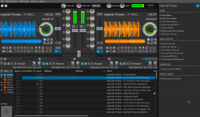 Mixxx en version 2.0