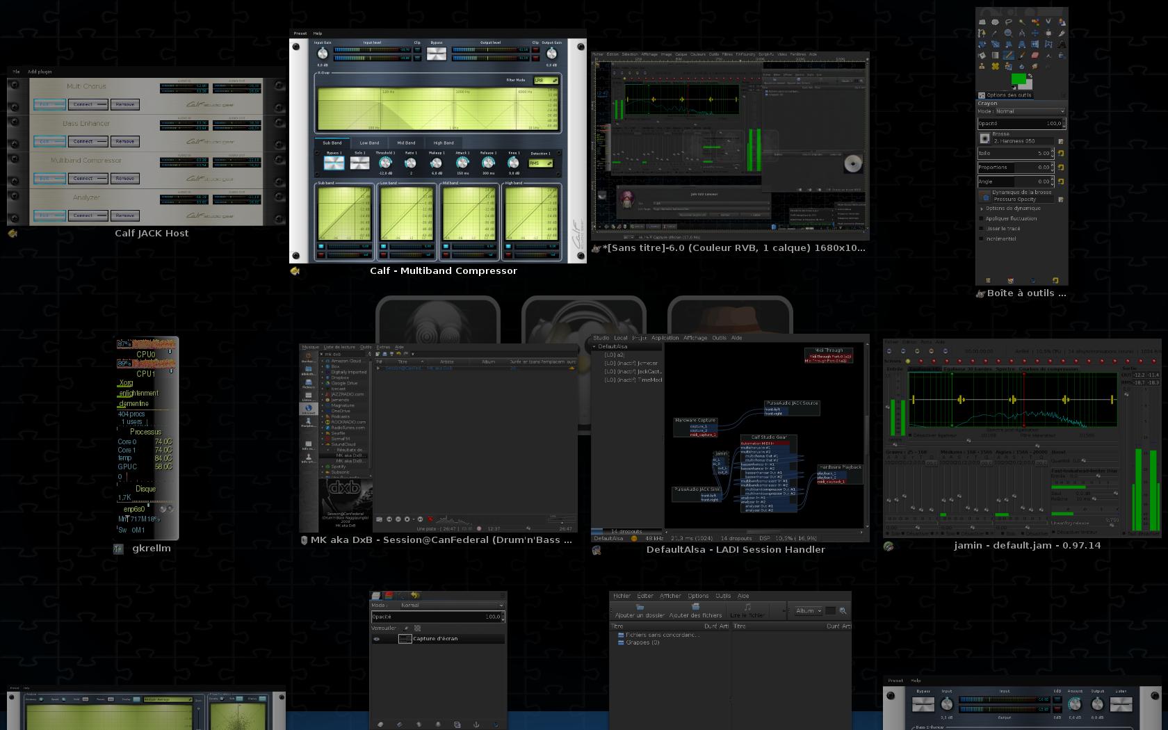 Linux mao io gnu linux