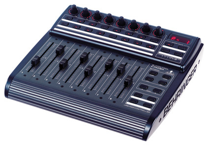 Used in Behringer BCF2000