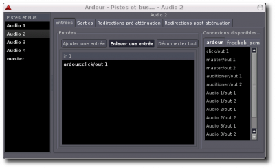 Used in Ardour 2 Astuces